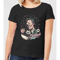 Ilustrata Cosmic Soup Women's T-Shirt - Black - M - Black