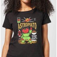 Ilustrata Astromato Women's T-Shirt - Black - 4XL - Black