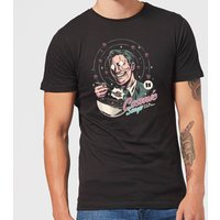 Ilustrata Cosmic Soup Men's T-Shirt - Black - L - Black