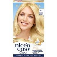 Clairol Nice' n Easy Creme Natural Looking Oil Infused Permanent Hair Dye 177ml (Various Shades) - S