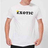 Exotic King Men's T-Shirt - White - 3XL - White