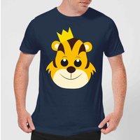 Tiger King Men's T-Shirt - Navy - XXL - Navy