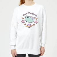 Pusheen Pastel Purrfection Women's Sweatshirt - White - M - White