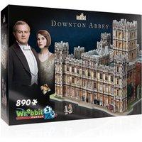 Downton Abbey 3D Puzzle (890 Pieces)