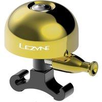 Lezyne Classis Brass Bell - Brass/Black
