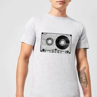 The Motivated Type Tape Men's T-Shirt - Grey - 4XL - Grey