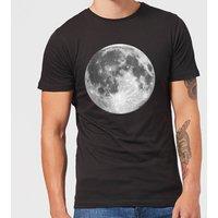 The Motivated Type Moon Men's T-Shirt - Black - S - Black