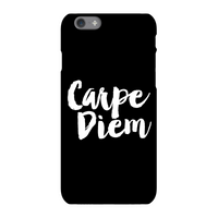 The Motivated Type Carpe Diem Phone Case for iPhone and Android - iPhone 6 Plus - Snap Case - Matte