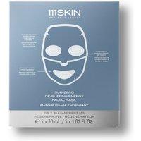 111SKIN Sub Zero De-Puffing Energy Mask Box