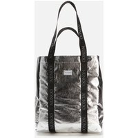 shop for Núnoo Women's Shopper Cool Bag - Silver at Shopo