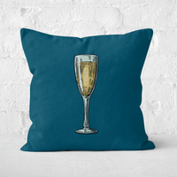 Champagne Square Cushion - 60x60cm - Soft Touch