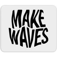 Make Waves Mouse Mat