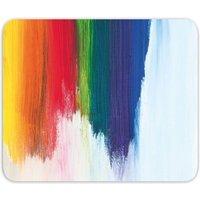Rainbow Smudge Mouse Mat