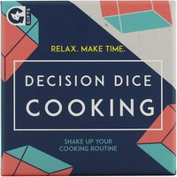 Decision Dice - Cooking