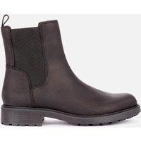 Clarks Women's Orinoco 2 Top Leather Chelsea Boots - Black - UK 3