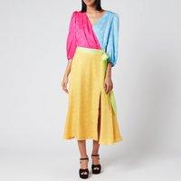 Olivia Rubin Women's Paloma Dress - Colourblock - US 2/UK 6