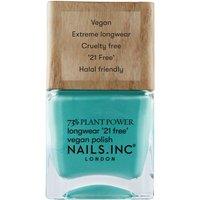 nails inc. Plant Power Nail Polish 15ml (Various Shades) - Just Avoca-Do It