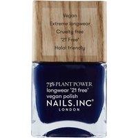 Image of nails inc. Plant Power Nail Polish 15ml (Various Shades) - Spiritual Ganster