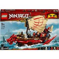 LEGO NINJAGO: Legacy Destiny's Bounty Ship Set (71705)