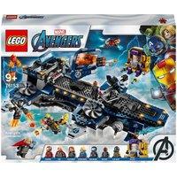 LEGO Marvel Avengers Helicarrier Toy (76153)