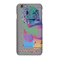 Emoji Psychedelic Phone Case for iPhone and Android - iPhone 6S - Tough Case - Gloss