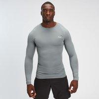 MP Men's Essentials Training Long Sleeve Baselayer - Storm - S