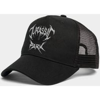 Gorra Jurassic Park Death Metal Trucker - Negro