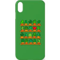 Love Yourself Cactus Heart Phone Case for iPhone and Android - iPhone 7 Plus - Tough Case - Gloss