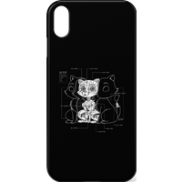 Cat Inside Phone Case for iPhone and Android - iPhone 6 - Snap Case - Gloss