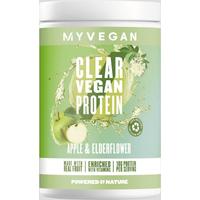 Clear Vegan Protein Powder - 20servings - Apple & Elderflower