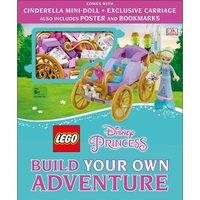 DK Books LEGO Disney Princess Build Your Own Adventure Hardback