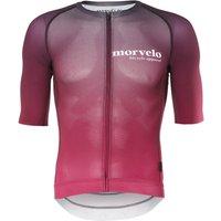 Morvelo PBK Exclusive Menu NTH Series Short Sleeve Jersey - Multi - M