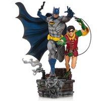 Iron Studios DC Comics Deluxe Art Scale Statue 1/10 Batman & Robin by Ivan Reis 25 cm