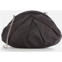 shop for Núnoo Women's Saki Logo Sport Bag - Black at Shopo