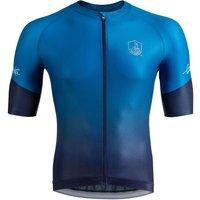 Nalini Campagnolo Platino Jersey - XXL - Blue/Navy Blue