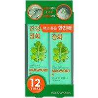 Holika Holika Pure Essence Mugwort Bubble Cleansing Pack