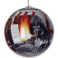 Star Wars Christmas Bauble - Darth Vader Piano
