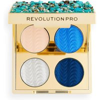 Revolution Pro Ultimate Eye Look Ocean Treasure Palette 3.2g
