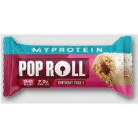 Myprotein Pop Rolls (Sample) - Tarta de Cumpleaños