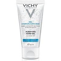 Vichy Hand Sanitiser Gel (Various Sizes) - 50ml