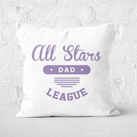 All Star Dad Square Cushion - 60x60cm - Soft Touch
