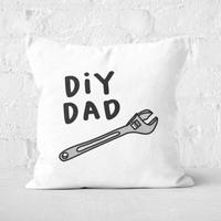 DIY Dad Square Cushion - 40x40cm - Soft Touch