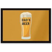 Dads Beer Entrance Mat