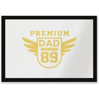 Premium Dad Entrance Mat