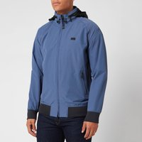 Barbour International Mens Illford Jacket - Blue Metal - S