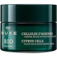 NUXE Citrus Cells Glow Rich Moisturising Cream 50ml