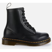 Dr. Martens 1460 Smooth Leather 8-Eye Boots - Black - UK 4