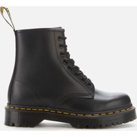 Dr. Martens 1460 Bex Smooth Leather 8-Eye Boots - Black - UK 4