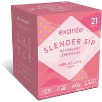 Raspberry Lemonade Slender Sip - 7 Days