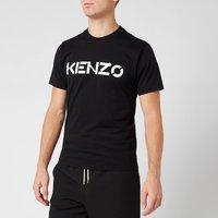 KENZO Men's Logo Classic T-Shirt - Black - M